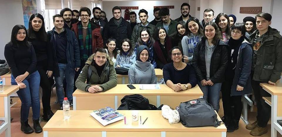 Siyaset Bilimi ve Uluslararası İlişkiler (İngilizce) Bölümü